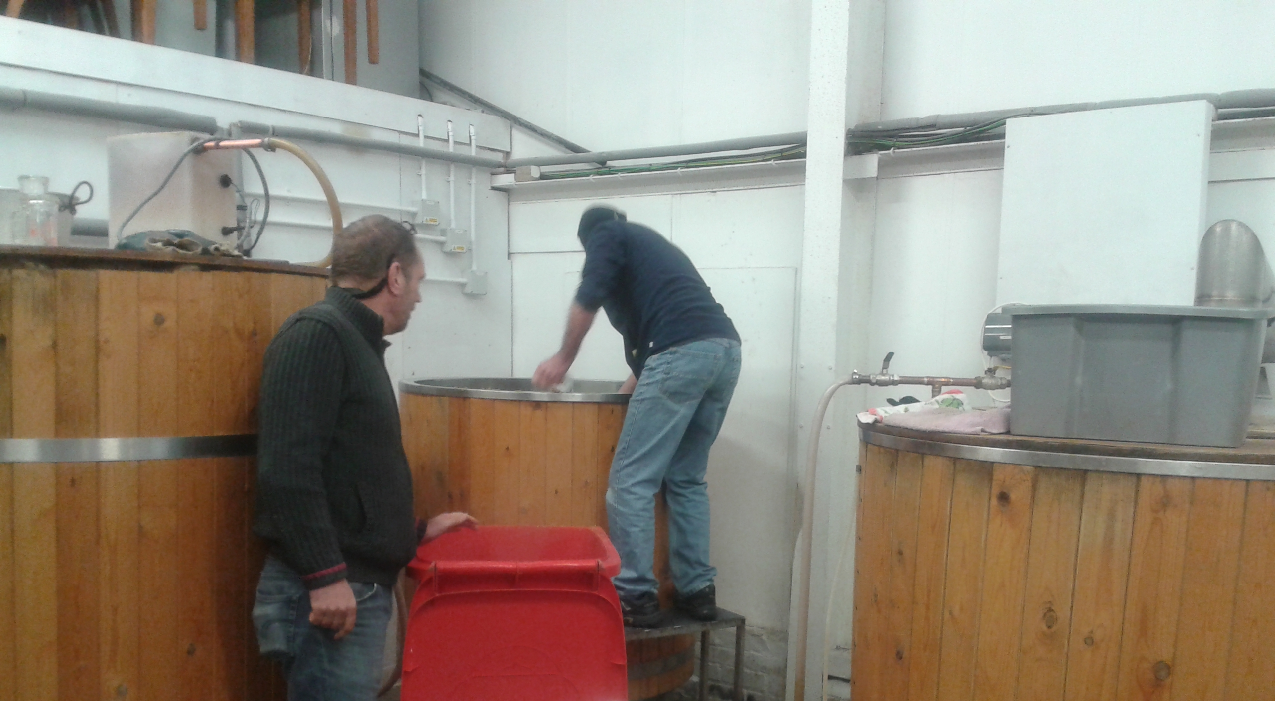 Discover the tricks of the brewing trade and discover your inner brewer on a micro-brewery tour