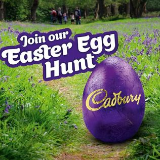 Cadbury Easter Egg Hunt at Kedleston Hall - 10 - 13 Apr