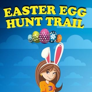 Easter Egg Hunt Trail - 3 - 18 Apr