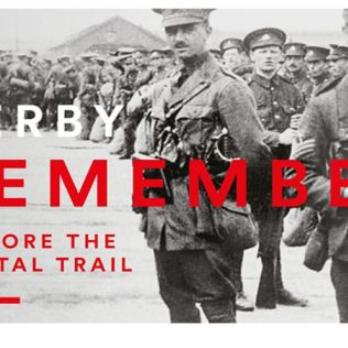 Derby Remembers Digital Trail