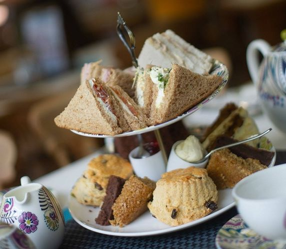 Bookable Afternoon Tea