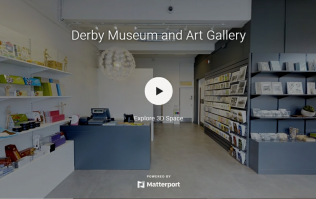 Virtual Tours of Derby Attractions