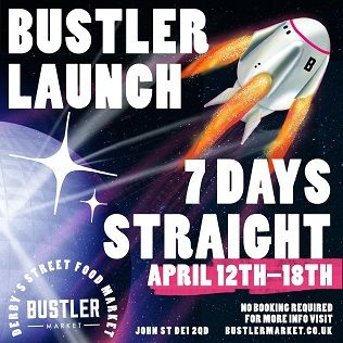 Bustler Launch