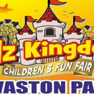 Kidz Kingdom Children's Fun Fair - 9 - 20 Aug
