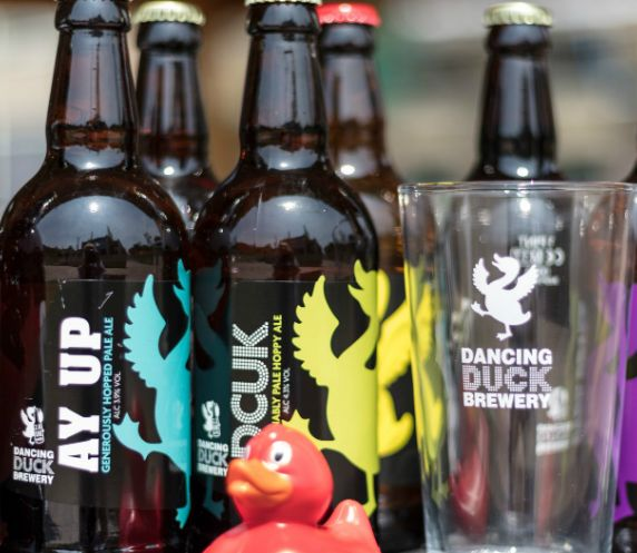 Dancing Duck Brewery