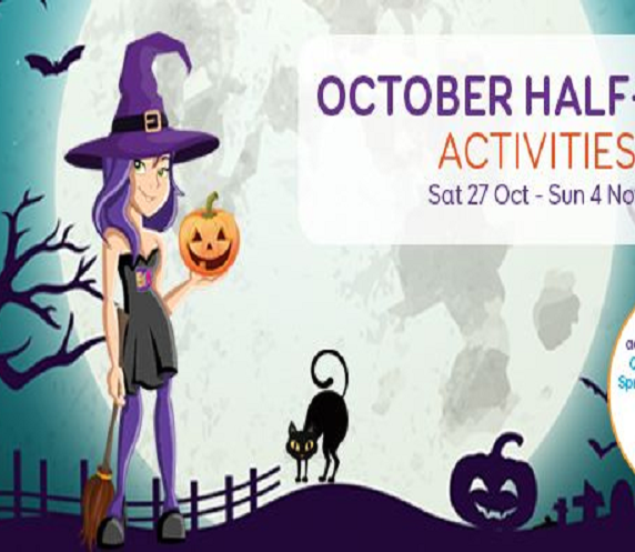 Family Fun this October Half Term!