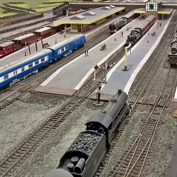 Famous Trains Model Railway