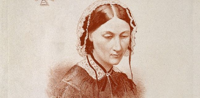 Florence Nightingale in Derby