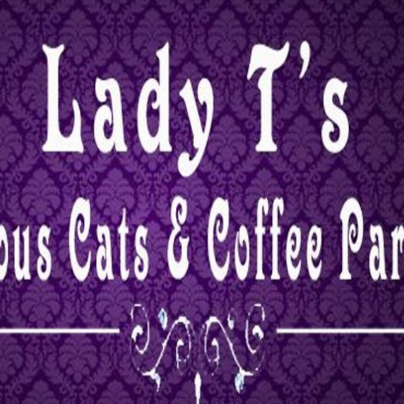 Lady T's Curious Cats & Coffee Parlour