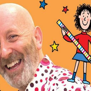 Nick Sharratt's Big Draw Along - 29 May