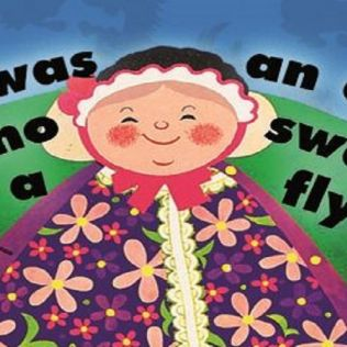 There Was an Old Lady Who Swallowed a Fly - 3 June