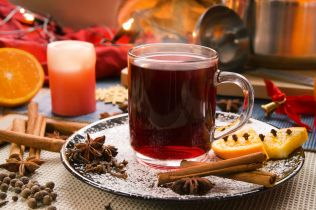 Christmas in Derby - Step 2: Making mulled wine