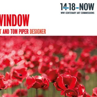 Poppies: Weeping Window by Paul Cummins Artist & Tom Piper Designer