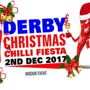 Derby Christmas Chilli Fiesta