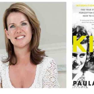 Afternoon Tea with Paula Byrne: The Kennedys and Chatsworth - 15 June