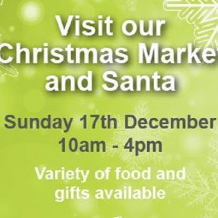 Park Farm Christmas Market in assocation with Pick N Mix Events