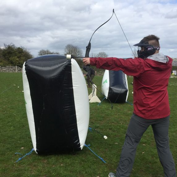 Adventure Break with Archery Tag & Zip Wire