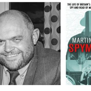 Spymaster - Martin Pearce - 11 June