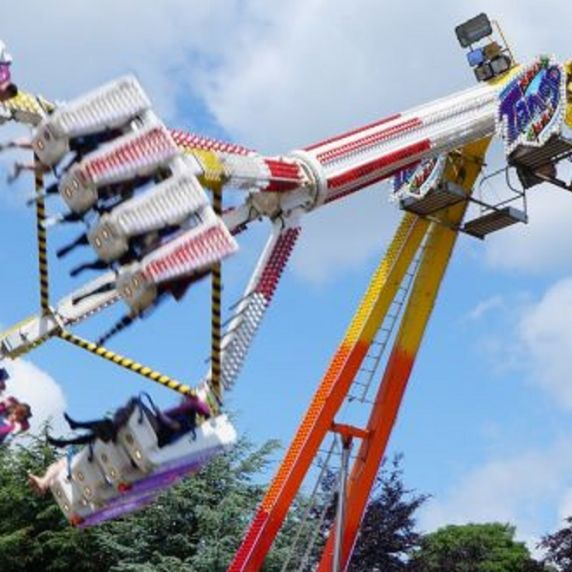 October Half-Term Fun Fair