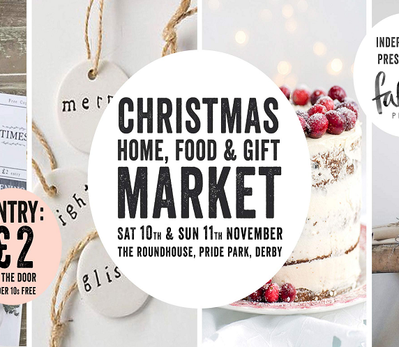 Christmas Home, Food & Gift Market
