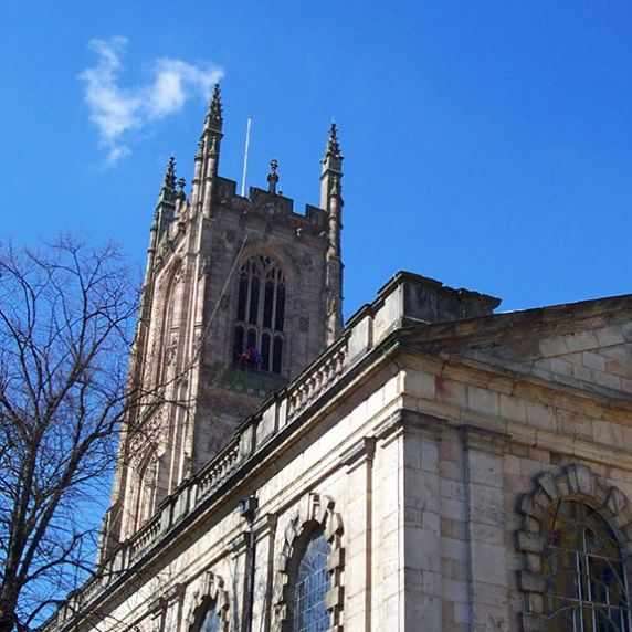 Derby Cathedral Tours
