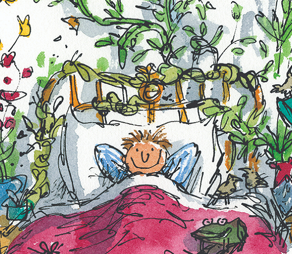 Quentin Blake and John Yeoman: 50 Years of Children's Books