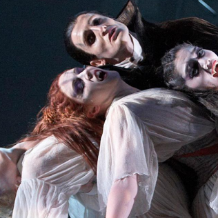 Dracula Live - The Northern Ballet - 31 Oct