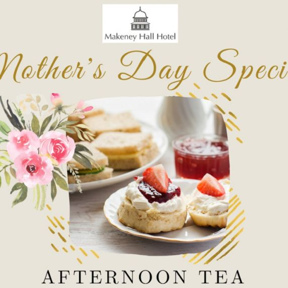 Mother's Day Special Afternoon Tea
