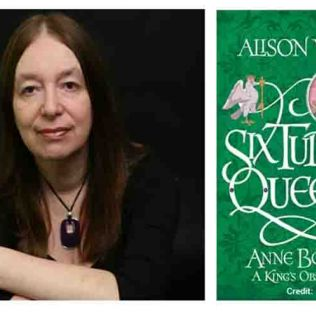Alison Weir - Anne Boleyn - 15 June