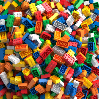 TRAIL: LEGO® LOST IN TIME - 20 Jul - 1 Sep
