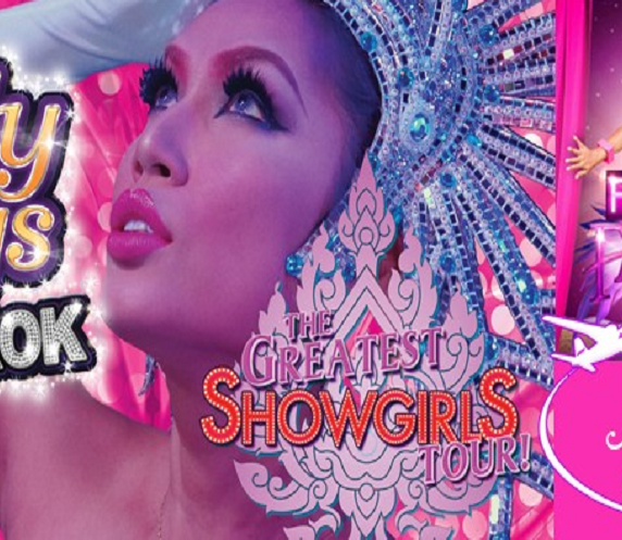 FLIGHT OF FANTASY - The Lady Boys of Bangkok 2021 Tour