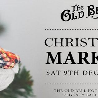 Christmas Market at the Old Bell