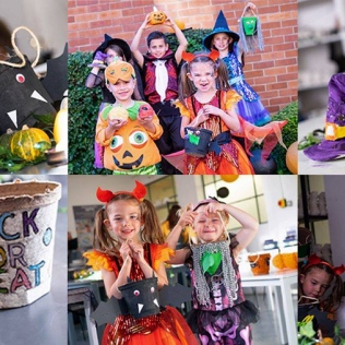 Denby Halloween Craft Activities - 19 - 31 Oct