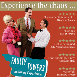 Faulty Towers The Dining Experience - 5 - 7 Dec