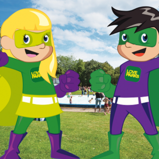 Superhero Picnic in the Park - 30 Jul - 1 Aug