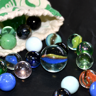 FAMILY FRIDAY: MARVELLOUS MARBLES - 10 Apr