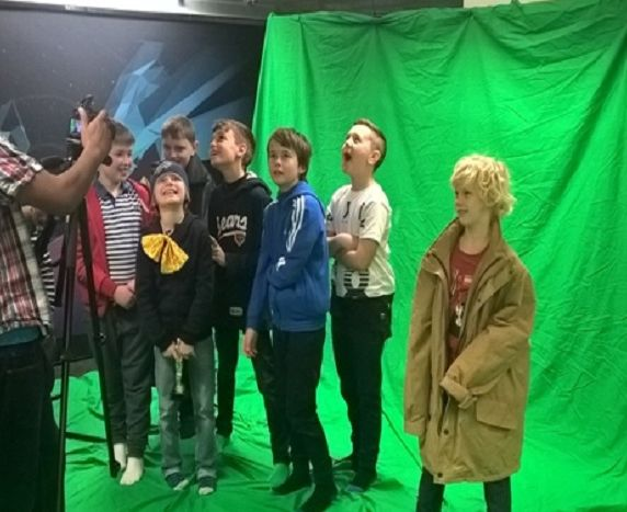 KidsQUAD Film Club Undercover Agents