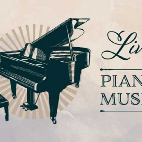 Live Piano Music Every Thursday