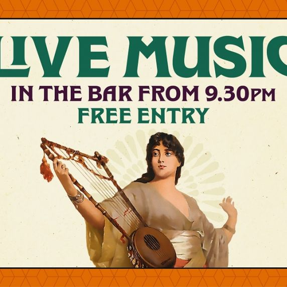 Live Music at Cosy Club Derby