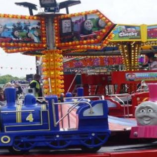 Family Fun Park and Character Days - 24 Mar - 8 Apr