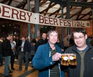 Winter Beer Festival Derby Roundhouse