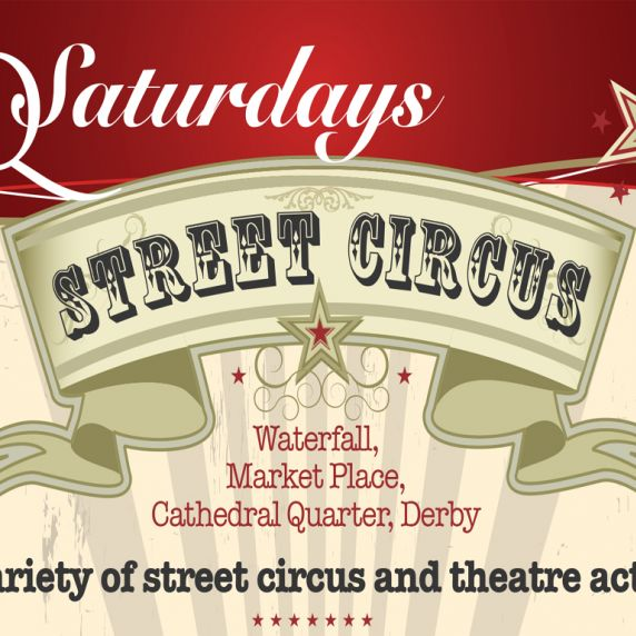 CQ Saturdays - Street Circus