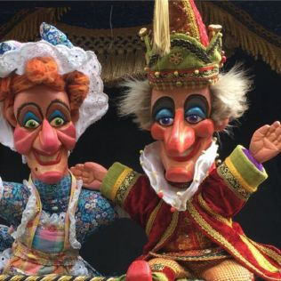 Punch and Judy Show - 25  Jul - 6 Sep