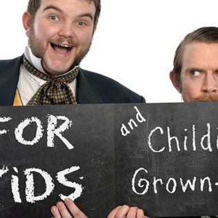 Morgan & West's Magic Show for Kids & Childish Grown-Ups - 22 Apr