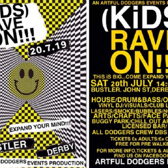 (KiDS) Rave On!!!