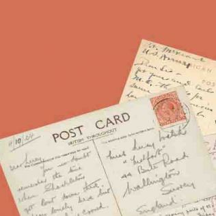 WWI: Postcards to the Past - 1 July