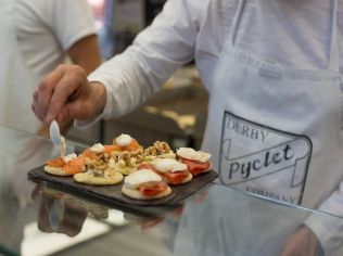 The Pyclet - The New Age Blini