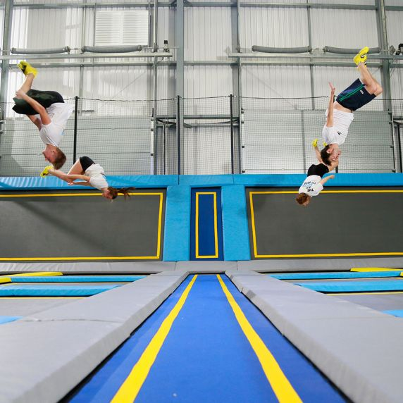 Oxygen Freejumping Derby