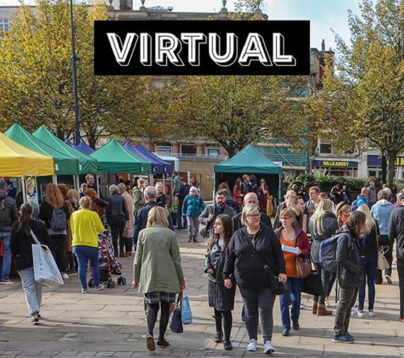 Virtual Derby Vegan Market