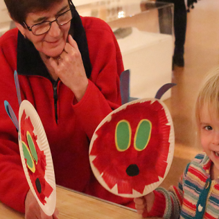 TOTS MAKE AND DO – THE VERY HUNGRY CATERPILLAR - 7 June